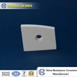 92%, 95% Weldable Alumina Ceramic Liner for High Temperature Environment