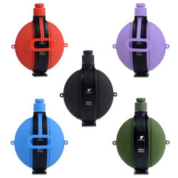 Amazon Hot Selling Outdoor Sports Silicone Foldable Water Bottles