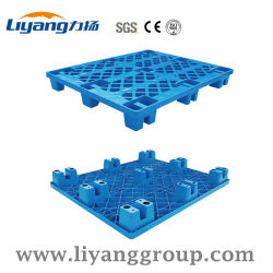 Light Duty Cheap Prices Nestable Plastic Shipping Pallet With Euro In Shandong Supplier