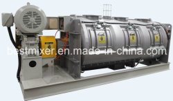Pressure Vessel Standard Mixing Drying Reaction Three-in-One Plough Mixer