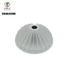 OEM Custom Die Casting Aluminum Parts for Lighting