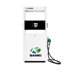 Sanki Fule Dispenser with One Suction Pump with Fuel Recovery