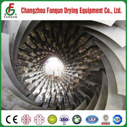 TUV Ce ISO Certificated Rotary Dryer for Ore, Sand, Coal, Slurry Fromtop Chinese Manufacturer, Rotary Drum Dryer