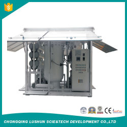 Lushun Brand ZJA-200T Transformer Oil Filtration Machine, Insulating Oil Treatment Plant, Waste Transformer Oil Purifier Factory From Chongqing. China