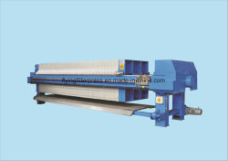 Hydraulic Automatic Membrane Filter Press for Slurry/Mud/Sludge