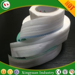 Elastic and Non-Elastic Magic Velcro Side Tape for Baby Diaper
