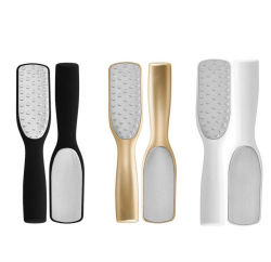 Lowest Price High Quality Plastic Handle Pedicure Foot File (FF7024)
