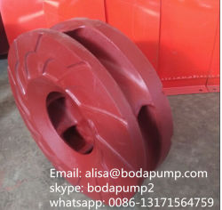 High Efficiency Long Worklife Horizontal Ash Slurry Pump