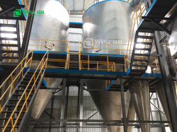 Industrial Pharmaceutical Chemical Food Powder Spray Drying Equipment