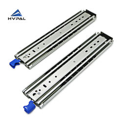 500lbs 3 Folds Full Extension Heavy Duty Drawer Slide Accessories