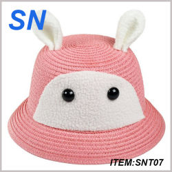 Good Quality Wholesale Newest Custom Cartoon Kids Straw Hat 0b45faaf6a04