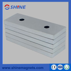 ISO 9001 RoHS Rectangle N52 Neodymium Magnet Ima De Neodimio