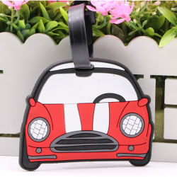 Wholesale Travel Accessories for Luggage Tag PVC