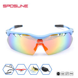f55723116a Custom Brand Dropship Bicycle Racing Sports Sun Glasses Polarized Lens UV400  Eyewear for Outdoor Sport