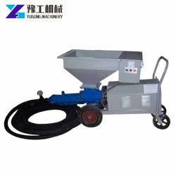 Sand Slurry Screw Pump for Cement Grouting