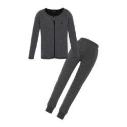 Outdoor Winter USB Heated Underwear Suit Warm Smart Heating Th51002