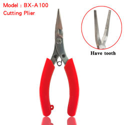 Bx-A100 Stainless Steel Pliers Wire Stripper Jewelry Making Hand Tool Diagonal Cutting Pliers DIY