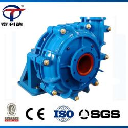 High Pressure Centrifugal Slurry Pump for Mining Industry, Metallurgy, Construction