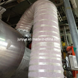 Fire Proof Aerogel Air Ducts and Pipe Insulation Blanket Price for Superior High Temeprature Steam Pipe