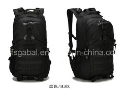 600d Oxford Army Military Tactical Gear Sports Travel Backpack Bag