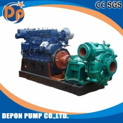 Single Suction Direct-Connected Centrifugal Slurry Pump