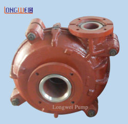 Durable Dredge Slurry Pump