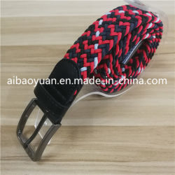 Thin Webbing Strong Elastic Square Buckle Belt