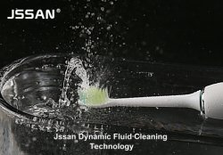 Household for Adult /Kid Rechargeable Electric Toothbrush Jssan China Factory