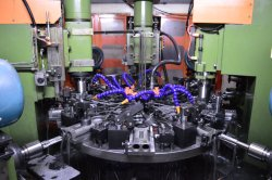 Heavy Duty 300kg Hydraulic Casting Iron Floor Mounted Floor Spring