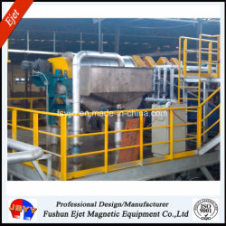 Wet Type Magnetic Beneficiation Equipment for Mineral Slurry Porcessing