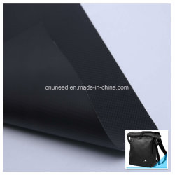 Waterproof Bag Fabric PVC Coated Polyester Fabric/Sports Bag