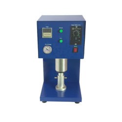 Electric Lithium Battery Slurry Mixer with Single Axis Helical Blade and Water Cold Tank