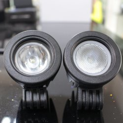 10W CREE Motorcycle LED Headlight Driving Light 2 Inch