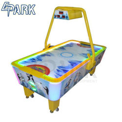 Coin Operated Amusement Kids Air Hockey Table Game