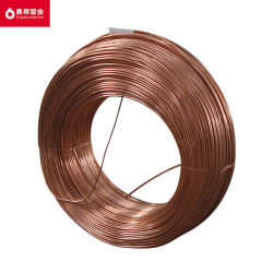 Double Wall Copper Coated Steel Tube