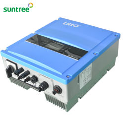 on Grid Inverter and Power Inverter for Solar PV System (DC to AC; Single Phase or Three Phase) Grid-Tie Inverter
