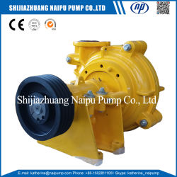Mineral Processing Neoprene Slurry Pumping Machine (6/4 D-AHR)