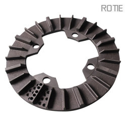 Metal Parts CNC Machining Parts for Wind Driven Generator