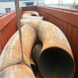 API 5L Fitting Seamless Welded Steel 90 3D 5D Hot Induction Pipe Elbow Bend
