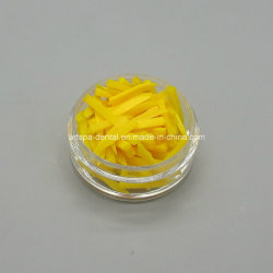 Dental Disposable Plastic Wedges with Different Color Dental Product
