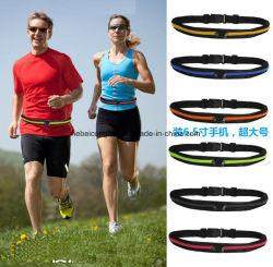 Outdoor Sweatproof Waist Bag Sport Money Pockets Belt Waist Pack