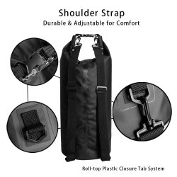 Outdoors Sport Travel Duffel Ocean Pack Floating Waterproof Dry Bag