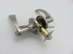square bedroom bathroom privacy tubular lever door lock - Bedroom Door Lock