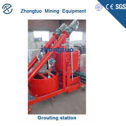 BS-Yj-350L Grouting Equipment Self-Loading Cement Mixing and Grouting Machine