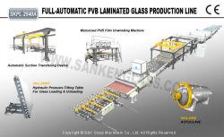 CE Europe Quality Automatic PVB Laminated Glass Machine