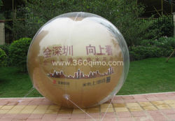 Manufacturer for Inflatable Advertising Ground Balloon with High Quality