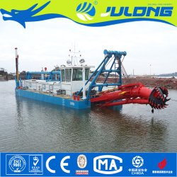 6 Inch Sand/Slurry Cutter Suction Dredging Machine