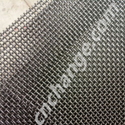 Supper Quality Edging Crimped Wire Mesh (CT-G)