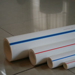 Coated Aluminum White Colour PPR Pipes 32mm for Hot Water