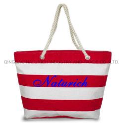 Custom Women Canvas Bohemia Beach Bag Tote Shoulder Bags Women Canvas Handbags